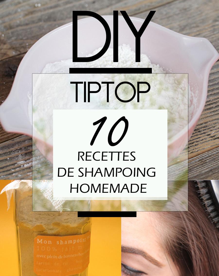 Diy faire son shampoing et ses soins soi m me d i y tip top - Faire son isolation exterieure soi meme ...